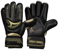 Luva Goleiro Three Stars Gold